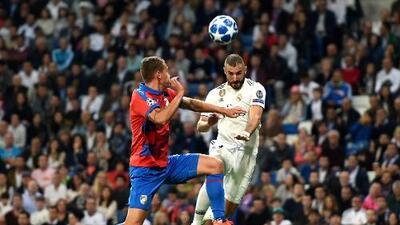 Cómo ver Viktoria Plzen vs. Real Madrid en vivo, Champions League
