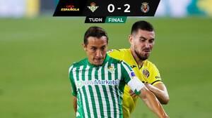 ¿Qué le pasa a Guido Rodríguez? Falla y da pase para gol en contra del Betis