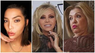 Frida Sofía, Daniela Castro y Silvia Urquidi: tres escándalos que hoy están dando de qué hablar