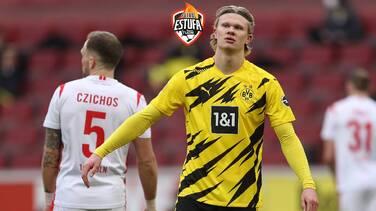 Borussia Dortmund no quiere vender a Haaland al final de temporada