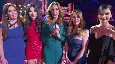 Giselle, Alejandra, Lili, Myrka y Chiqui dominarán la alfombra y el show del Premio Lo Nuestro