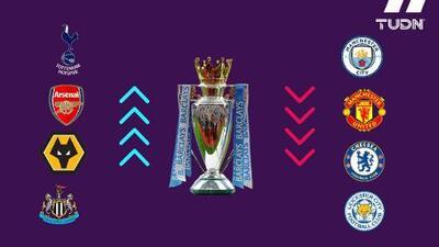 ¡La Premier League se armó hasta los dientes!