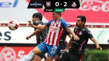 Tapatío sufre derrota ante Cimarrones en inicio de la Liga de Expansión MX