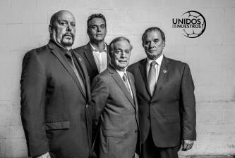 Univision Deportes, ESPN, Fox Sports, Azteca América y beIN: #UnidosPorLosNuestros