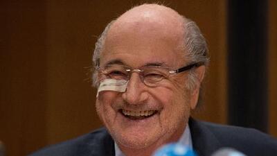 """Joseph Blatter: """"Estoy muy confiado en que podré convencer a los jueces"""""""