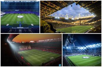 El FIFA 19 se va calentando: estos son algunos de los mejores estadios del videojuego