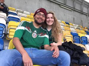 Los colores de México se toman la alegría del Mundial Sub-20 de fútbol en Polonia