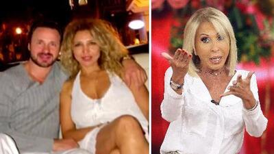 Laura Bozzo publica foto de la presunta amante de Cristian Zuárez y él le responde irónicamente