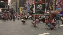 Identifican al sospechoso de planear un acto terrorista en Times Square