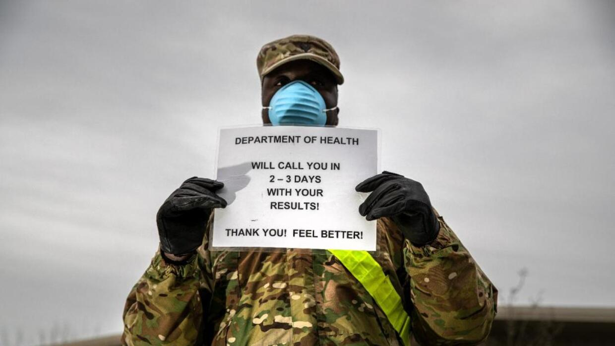 """""""We need an army ... of health workers"""": what failed in the U.S. """"war"""" on the coronavirus?"""