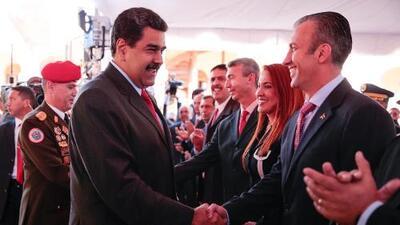 EEUU impone sanciones al vicepresidente de Venezuela por supuestos lazos con el narcotráfico
