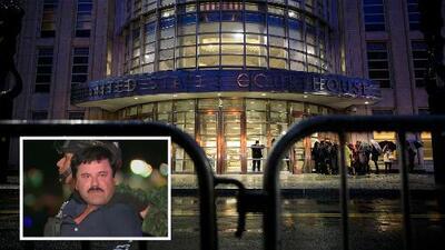 Llegó el fin del juicio de 'El Chapo', considerado el más costoso de la historia de Estados Unidos