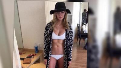 Mischa Barton está de regreso con una foto increíble en bikini