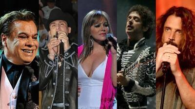 Terminaron sus conciertos acechados por la muerte y con el presagio de sus canciones