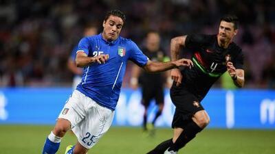 Italia vs. Portugal en vivo, horario y como ver el partido de la Liga.