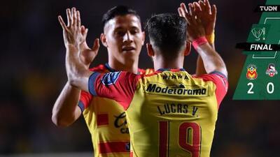 Morelia elimina a Cimarrones de la Copa MX