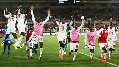 El balón le hace justicia a Senegal y derrota a Sudáfrica para clasificar al Mundial