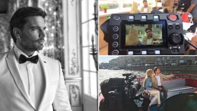 Julián Gil prepara su regreso a la actuación con nueva serie