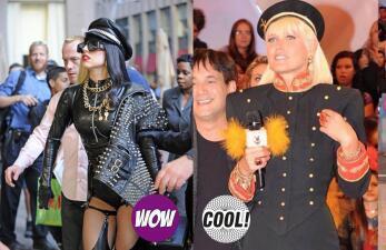 Xuxa regresa en forma de Grammy y nos recuerda que Lady Gaga le ha copiado todo.