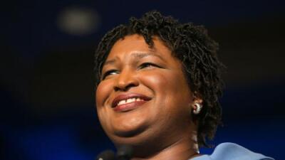 La excandidata a la gobernación de Georgia Stacey Abrams responderá por los demócratas al discurso del Estado de la Unión