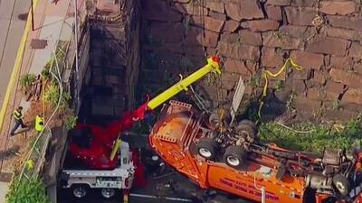 Autoridades investigan las causas de un accidente que dejó múltiples heridos en Union City, Nueva Jersey