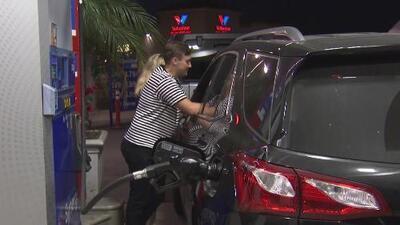 Los precios de la gasolina podrían llegar hasta los 4 dólares por galón en California