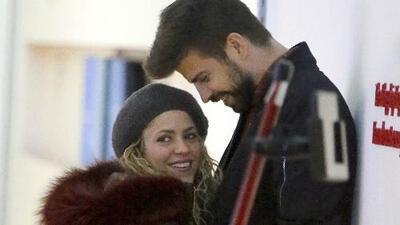 A escondidas, Piqué y Shakira festejaron sus cumpleaños