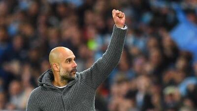 Guardiola hace historia como técnico y logra superar a Mourinho