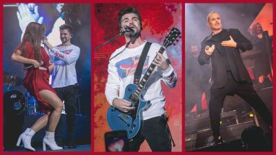 """Juanes ofrece """"el mejor concierto de su vida"""" ante sus paisanos de Medellín, Colombia"""