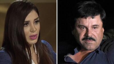 """Emma Coronel visitó a Joaquín """"El Chapo"""" Guzmán en Ciudad Juárez: notas del día"""