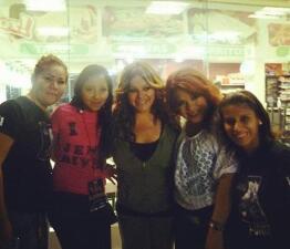 Jenni Rivera y el lazo de amor con sus fans