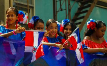 En fotos: Así celebraron los 37 años del desfile dominicano en Nueva York