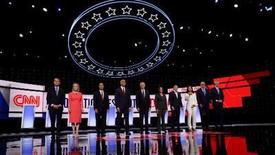 Protestas, Medicare y Obama: las sorpresas de la segunda noche del debate demócrata en Detroit