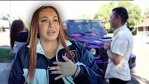 Chiquis entrega su camioneta modificada de más de 60,000 dólares que rifó entre sus fans