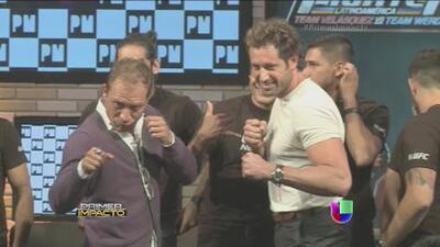 Gabriel Soto y Salvador Zerboni se enfrentarán con los puños