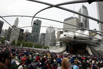 Conciertos, festivales, piratas y mucha música este fin de semana feriado en Chicago
