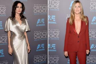 Angie y Jen, ¡juntas en los Choice Awards!
