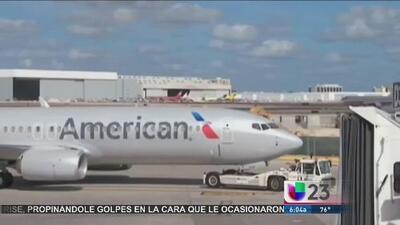 Vuelos de American Airlines llegan a Cuba este miércoles