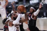 Heat elimina a Bucks y Lakers toma ventaja contra Rockets