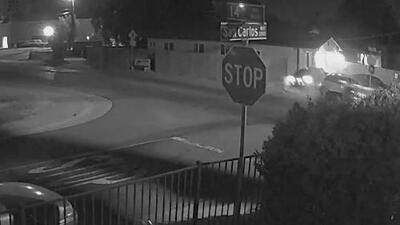 Una disputa doméstica termina con un choque entre dos autos en Sacramento
