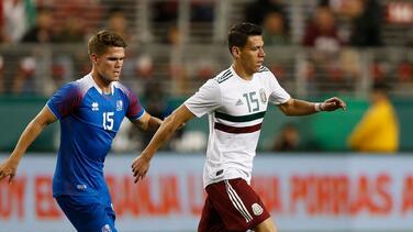 El Tri volverá  jugar en Estados Unidos; se medirá a Islandia