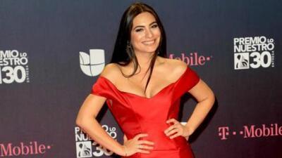 Los músicos de Intocable le hicieron la noche a Ana Brenda Contreras