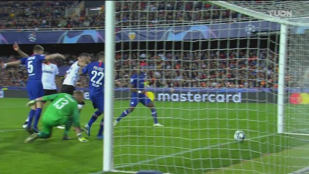 ¡Ya le dieron la vuelta! Pulisic pone en ventaja al Chelsea y pone en problemas al Valencia