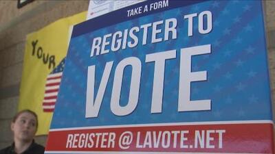Promueven la importancia del voto entre los jóvenes en las escuelas del sur de California