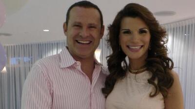 Alan Tacher quiere muchos regalos para Baby Michelle en su babyshower