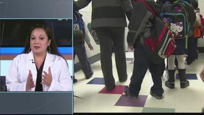 Distrito escolar de Dallas exhorta a los padres a que vacunen a sus hijos previo al regreso a clases