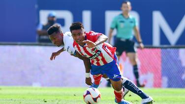 Atlético San Luis pierde en casa y sigue hundido en la tabla de cocientes de la Liga MX