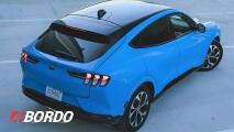 Primer Vistazo: Ford Mustang Mach-E 2021