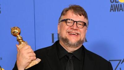 Guillermo del Toro triunfa en los Globos de Oro que dijeron basta al acoso sexual en Hollywood