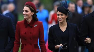 La familia real británica publica reglas para evitar que les hagan bulling en redes a Kate y Meghan